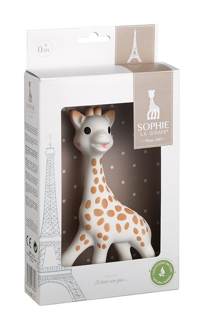 For Infants: Sophie la Girafe Teether
