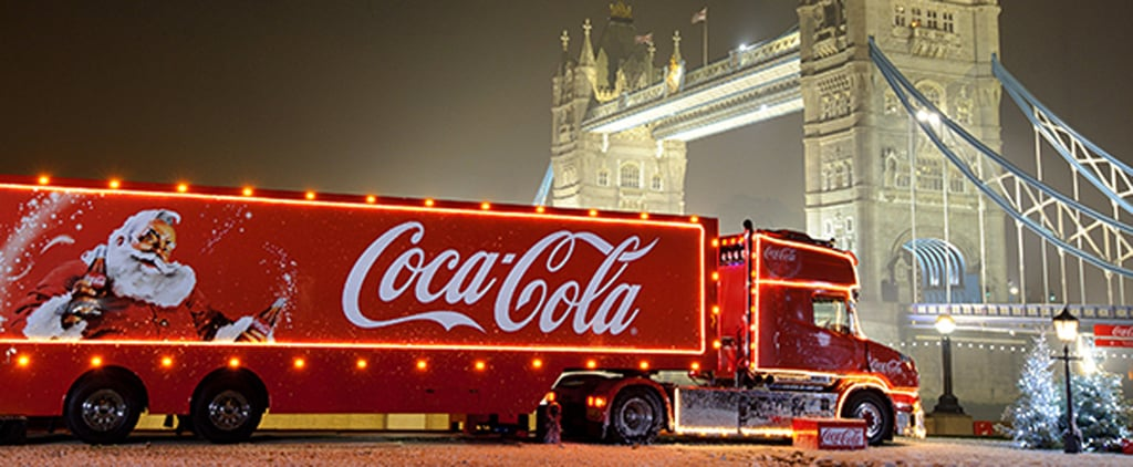 The Holidays Are Most Definitely Coming as the Coca-Cola Truck Tour Revs Up