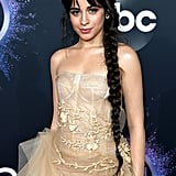 Camila Cabello at the 2019 American Music Awards