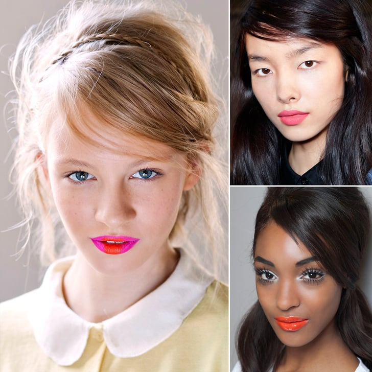 Spring Trend to Try: Bold and Bright Lips