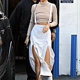 Look For Sexy Details in a Skirt