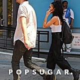 Robert Pattinson With FKA Twigs | Pictures