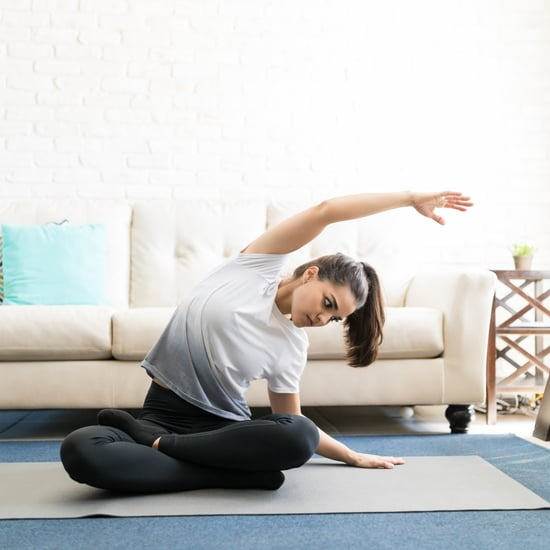 Easy Stretches That Fight Sitting All Day