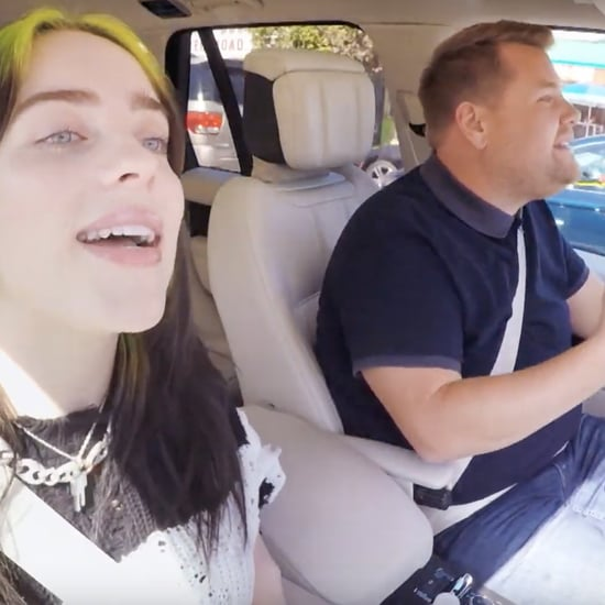 Billie Eilish Carpool Karaoke Video