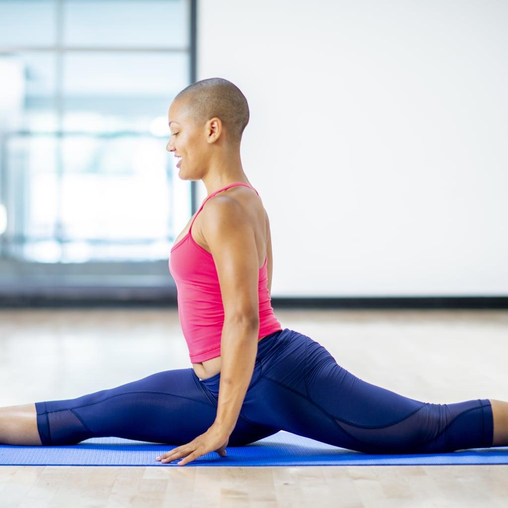 Yoga Videos For Splits From YouTube   POPSUGAR Fitness