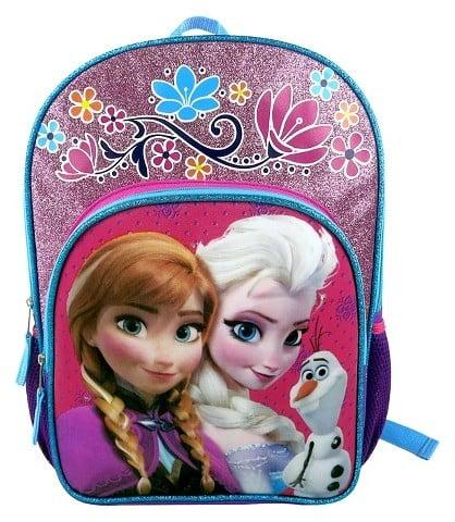 Frozen Light Up Backpack