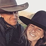 Kevin McKidd and Arielle Goldrath