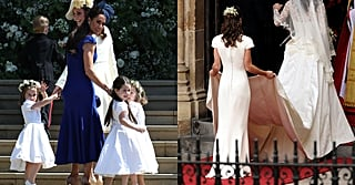 This Blue Dress From the Royal Wedding Is Going Viral — All Because It's So Bootylicious
