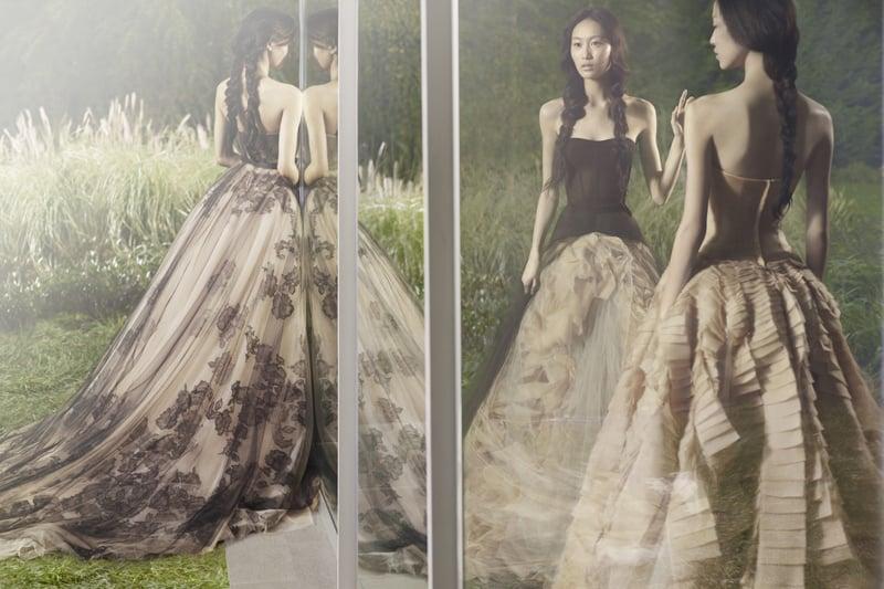 Vera Wang Fall 2012 Ad Campaign