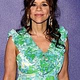 Rosie Perez as a News Reporter