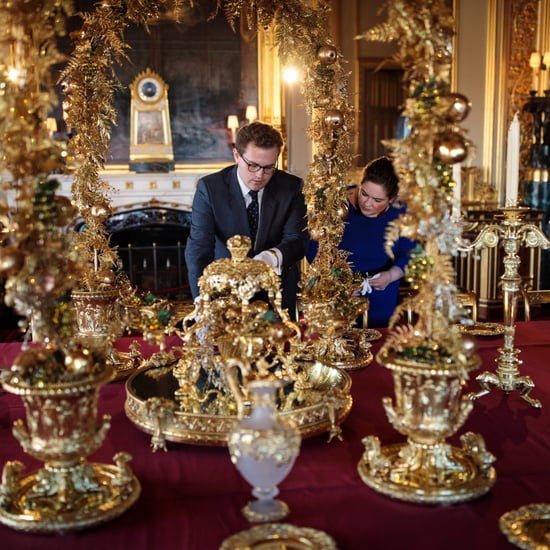 Who Is on the British Royal Staff?