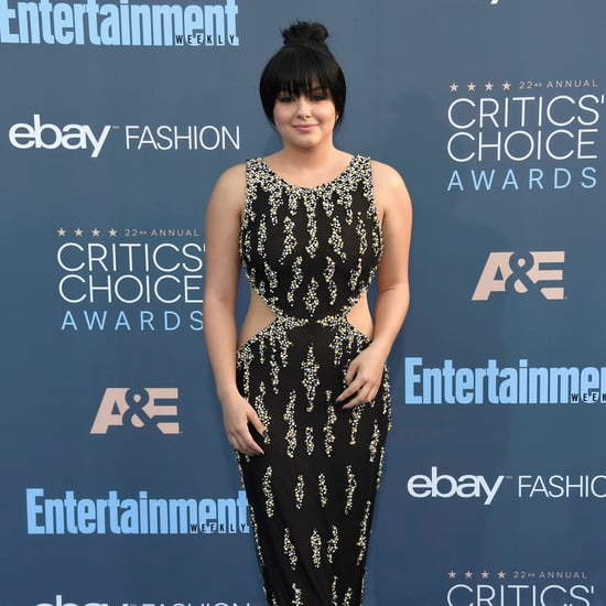 Ariel Winter's Dress at the Critics' Choice Awards 2017