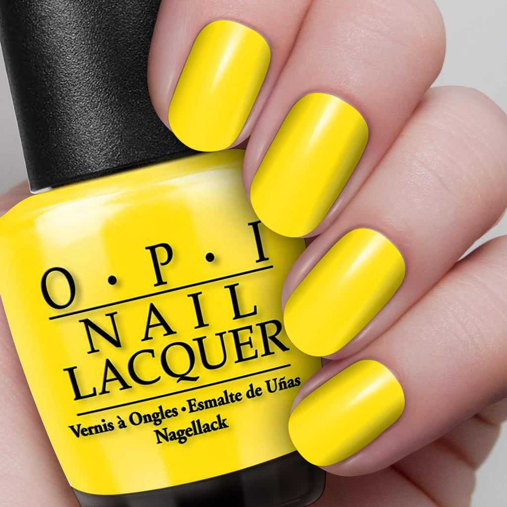 OPI Nail Lacquer in I Just Can't Copacabana