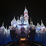 Perhaps the best part of it all is the shimmering castle lit up at night by more than 50,000 LED lights.