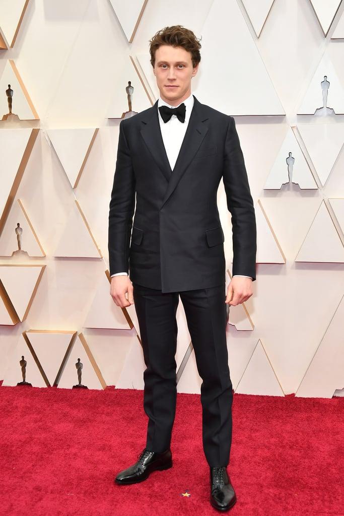 جورج ماكاي في حفل توزيع جوائز الأوسكار 2020