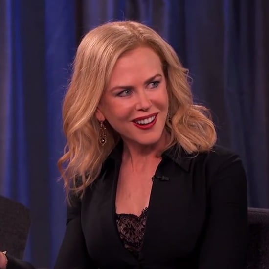 Nicole Kidman's Lapdance on Jimmy Kimmel Live | Video
