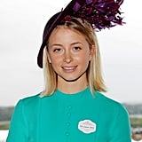 Isabel Getty at Royal Ascot