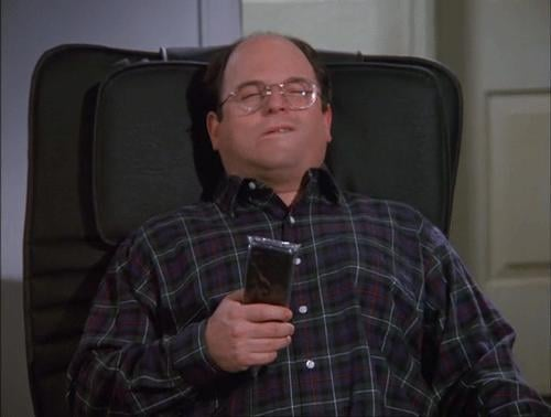 When George Is Maxin' and Relaxin'