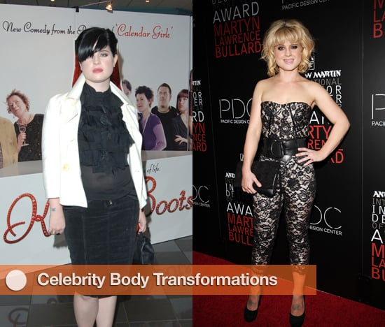 Celebrity Weight Loss Before And After Pictures 2010 Popsugar Fitness