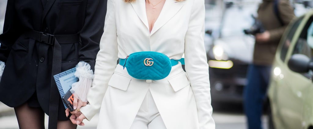 "Ready to Say ""F*ck It"" and Fully Embrace the Fanny Pack? Here Are 13 Chic Options"