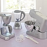 Pottery Barn Kids Silver Appliances, Chrome Stand Mixer