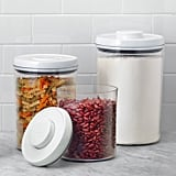 Oxo Pop Airtight Round Canister Set