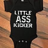 Little Ass Kicker Onesie