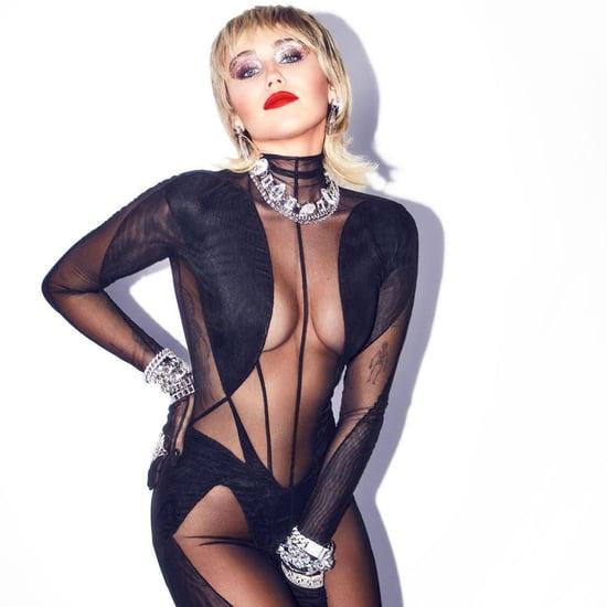 Miley Cyrus's Mugler Bodysuit For iHeartRadio Music Festival