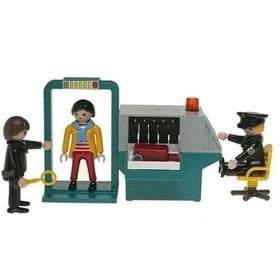 "A Playmobil ""Security Check Point""? Is This For Real?"