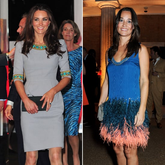 Kate and Pippa Middleton's Favourite Fashion Designers