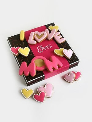 Eleni's I Love Mom Cookies