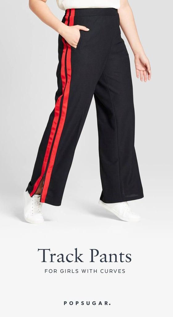 Plus Size Track Pants | POPSUGAR Fashion