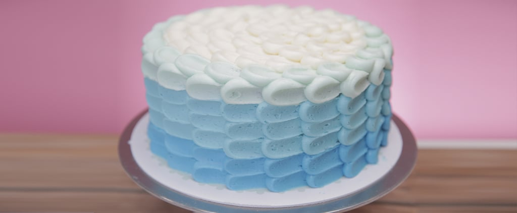 Magnolia Bakery's Stunning Ombré Cake Will WOW Your Guests!