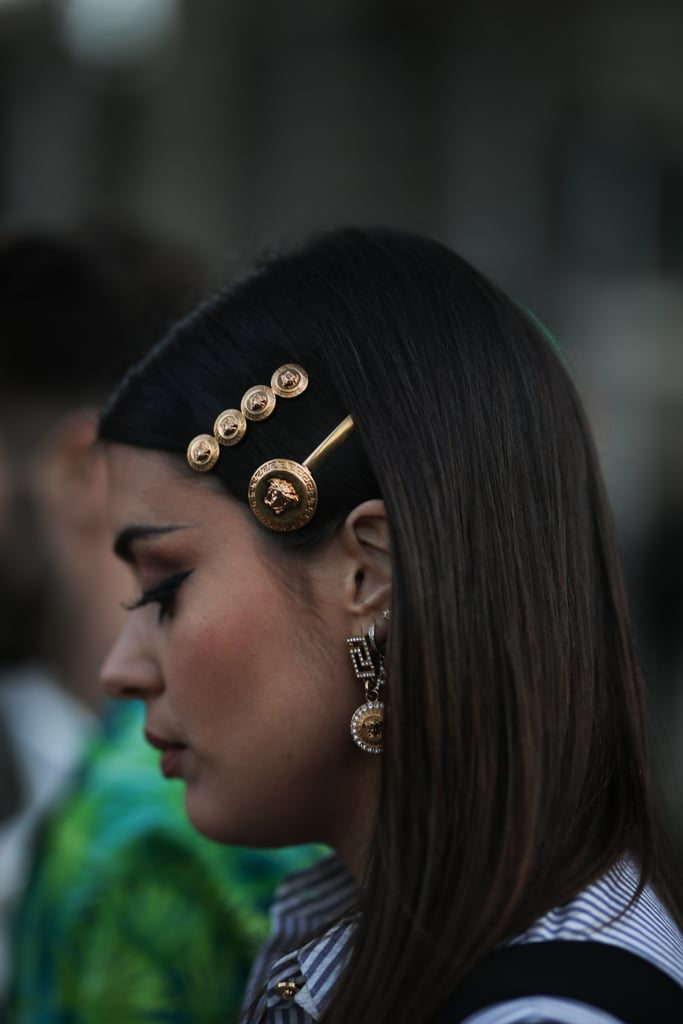 2020 Hairstyle Trend: Accessories — With a Twist