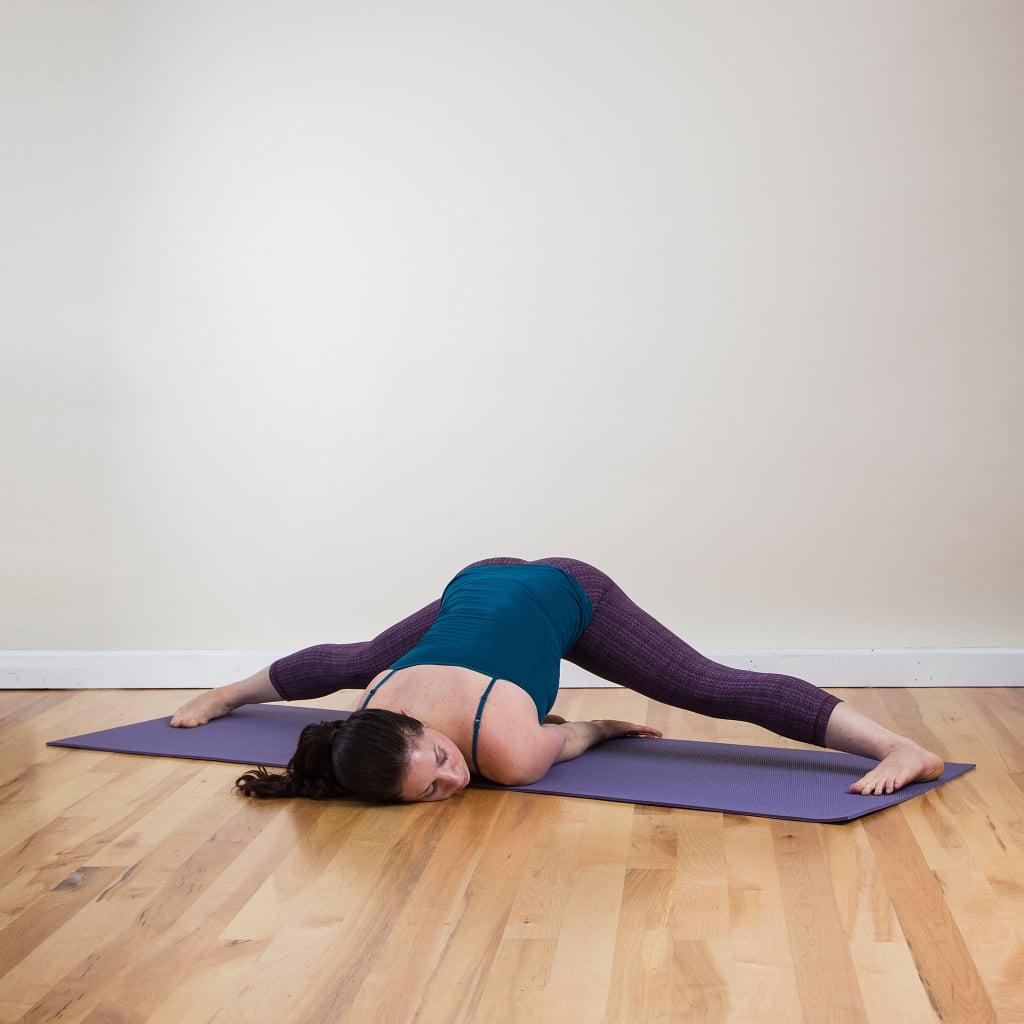 Hips: Wide-Legged Split
