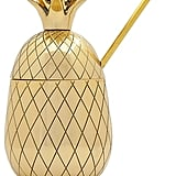 Large Pineapple Tumbler with Straw ($99)
