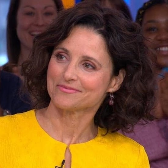 Julia Louis-Dreyfus Talks Cancer Battle Good Morning America