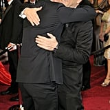 Kevin Spacey and Josh Brolin