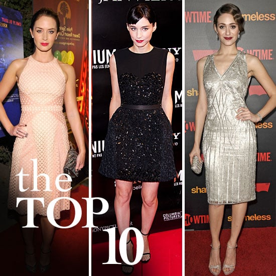 Best Celebrity Style For January 2, 2012