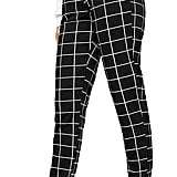 SweatyRocks Casual Plaid Legging Pants