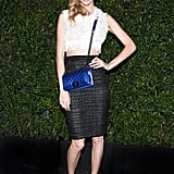 Poppy Delevingne at Chanel's Pre-Oscars Dinner