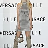 Claudia Schiffer was a retro goddess for the Elle anniversary bash in 2006.