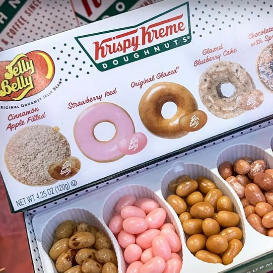 Krispy Kreme Jelly Belly Flavors