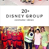 Disney Costume Ideas For Groups
