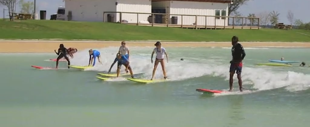 First US Surf Park Opens | Video