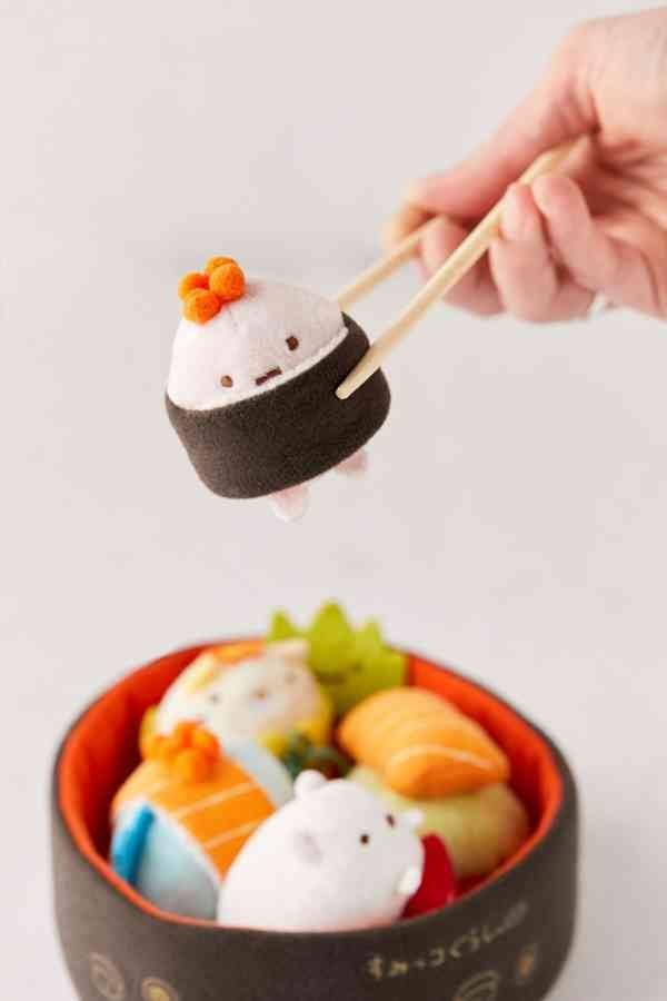 Stuffed Sushi Bowl