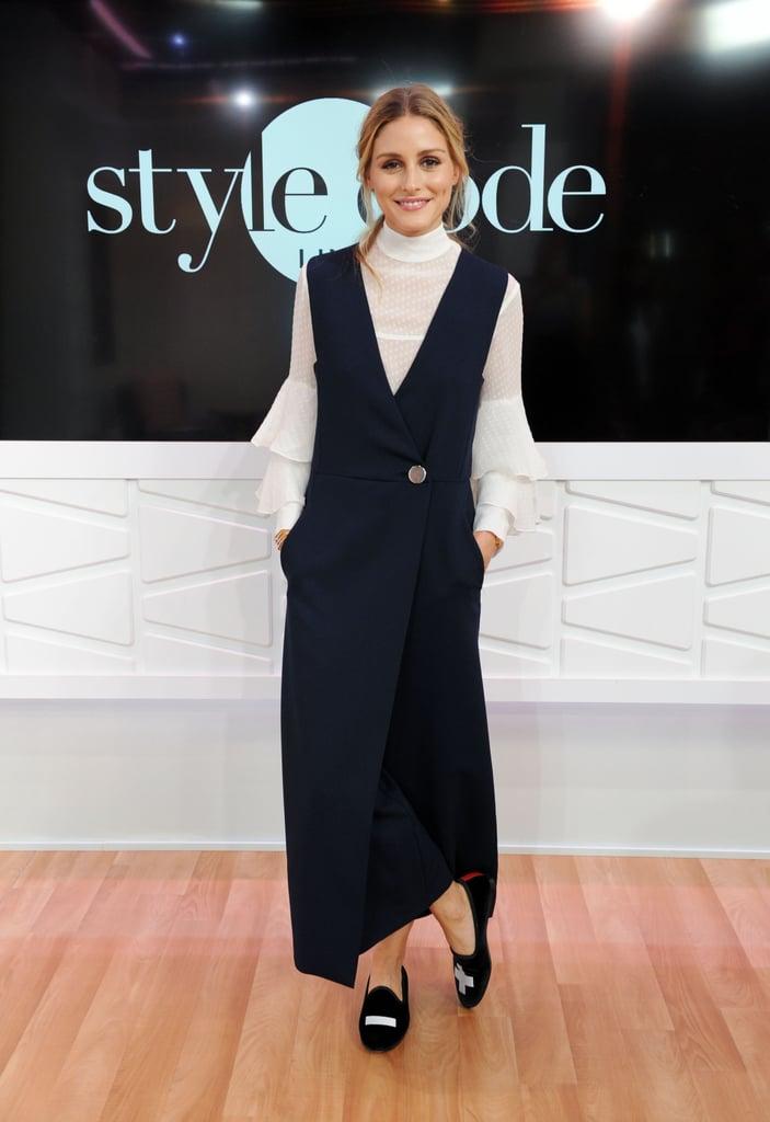 Olivia Palermo's Style Advice Fall 2016