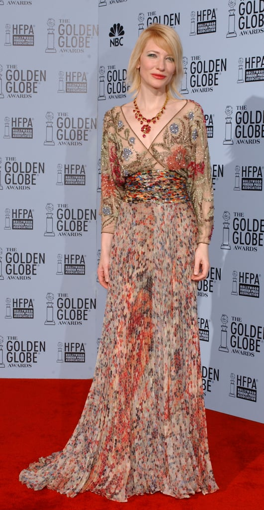 Cate Blanchett in 2003.