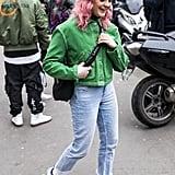 Maisie Williams in Paris, January 2019