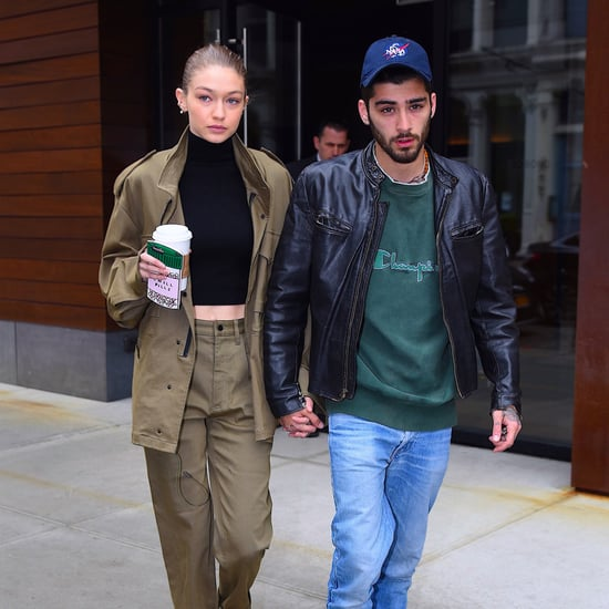Gigi and Zayn Matching Outfits April 2017